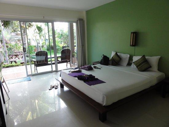 Sabai @ Kan Resort: the rooms