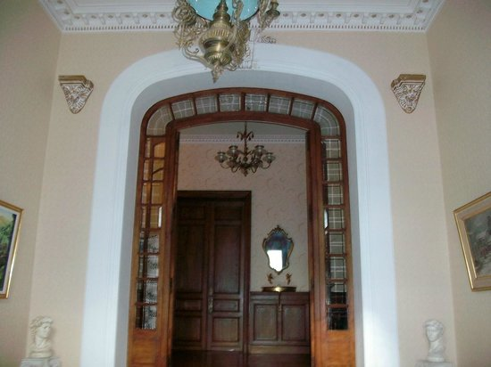 La Villa Quo Incidence: entrée