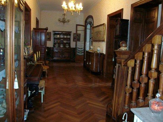 La Villa Quo Incidence: le hall