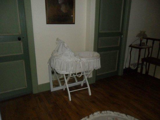 Chambre d'hotes L'Ambroise: Sur le palier devant la chambre