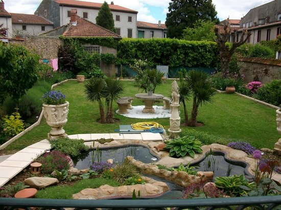 La Villa Quo Incidence: le jardin