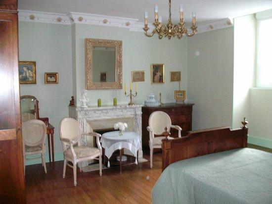La Villa Quo Incidence: chambre