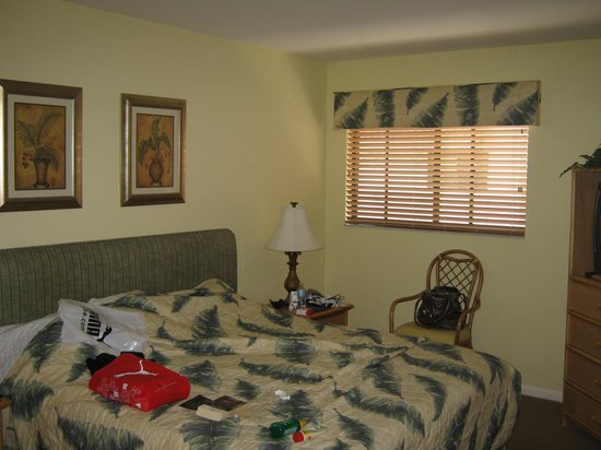 Club Regency of Marco Island: Schlafzimmer