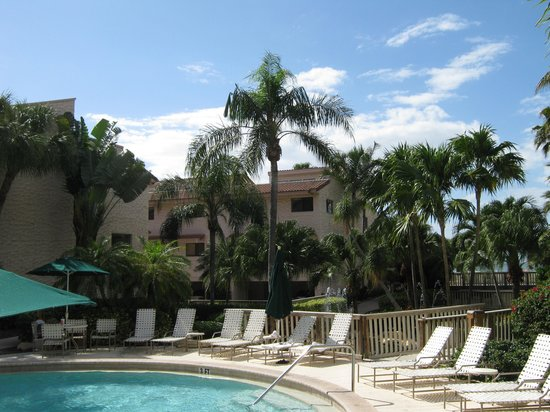 Club Regency of Marco Island: Pool