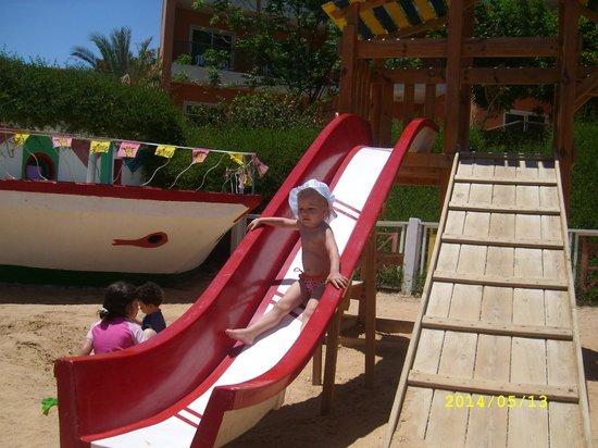 The Three Corners Sunny Beach Resort: ДЕТСКИЙ ЦЕНТР