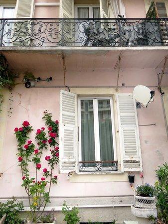Nice Garden Hotel: Hotel facade