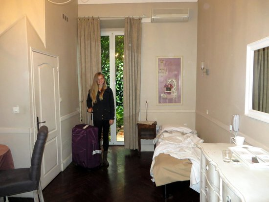 Nice Garden Hotel: Room Nr 1