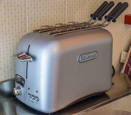 A Casa Di Chiara : Tosta pane
