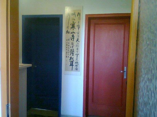 Porte colorate foto di a casa di chiara padova for Porte 12 tripadvisor