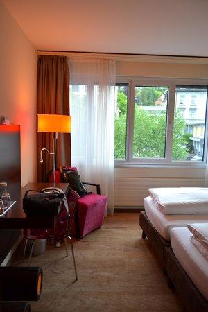 Hotel Meierhof: habitacion
