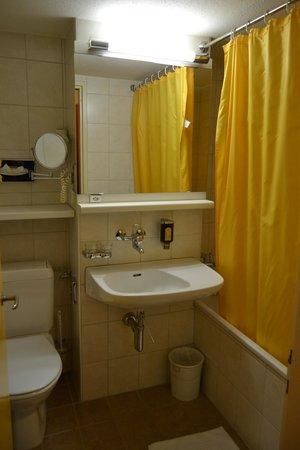 Hotel Meierhof: baño