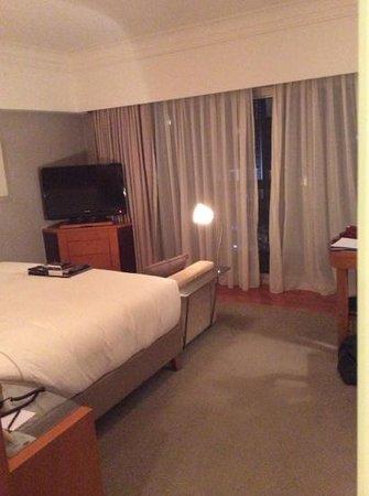 Fairmont Singapore: my deluxe room