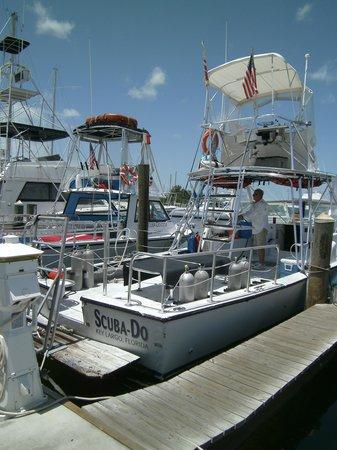 Scuba-Do Dive Company: Scuba-Do Boat