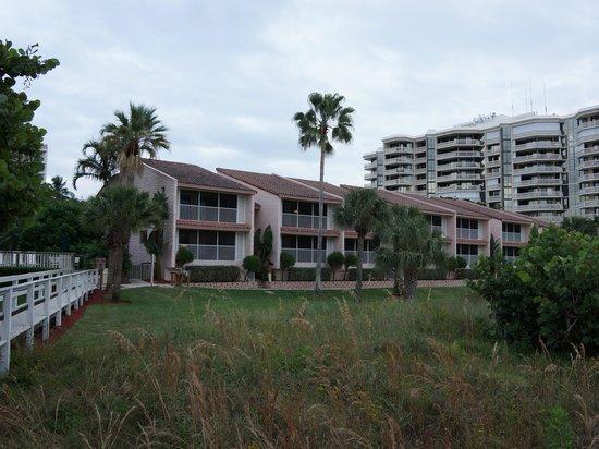 Club Regency of Marco Island : Aussenansicht