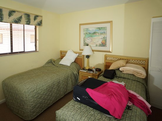 Club Regency of Marco Island: Schlafzimmer