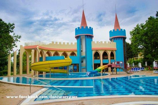 Sol Nessebar Palace: kids pool