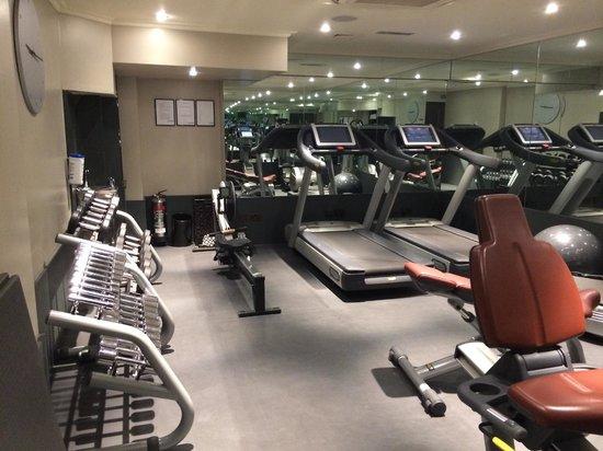 Radisson Blu Edwardian Bloomsbury Street: Gym