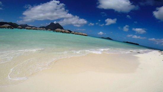 Bora Bora Pearl Beach Resort & Spa: Beautiful!
