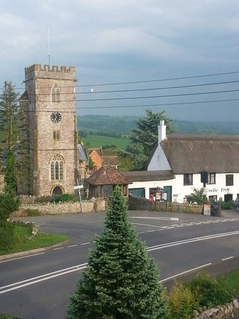 The Belfry at Yarcombe: View from the room