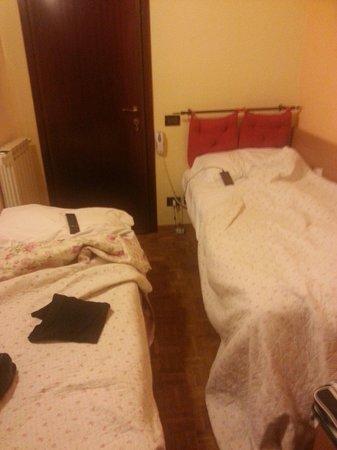 Hotel Leopolda: Camera singola con letto aggiunto