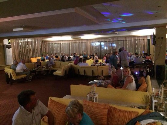 Grand Hotel Sunny Beach: Karaoke