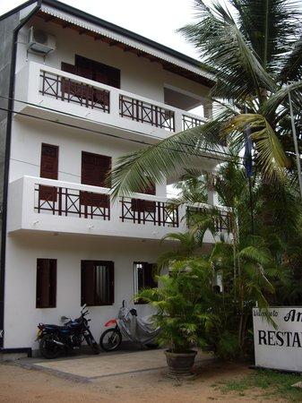 Amal Villa Apartments & Rooms: Neues Gebäude