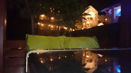 Grand Vista Boracay Resort & Spa : View from the cabana
