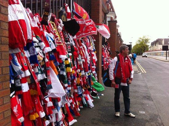 Anfield Stadium : WOOOW