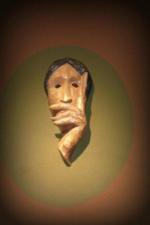 Museum of the Cherokee Indian: Hmmmmmm!