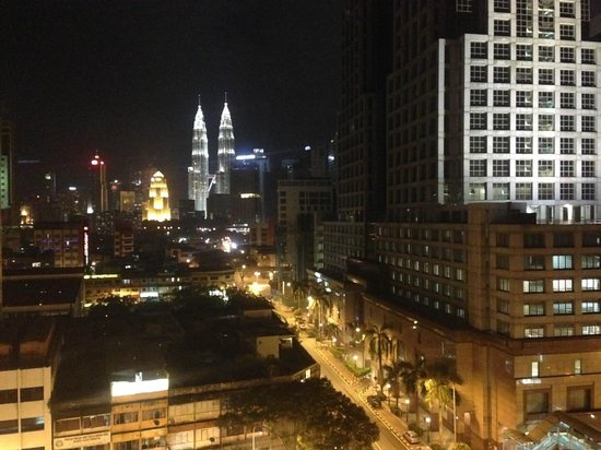 Q Hotel: Petronas View