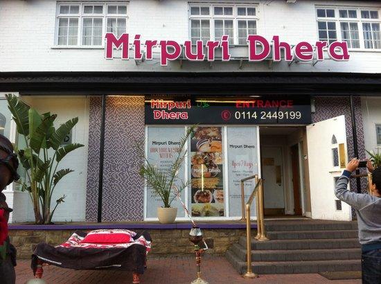 Mirpuri Dhera: Homely exterior