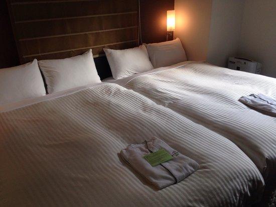 Sotetsu Fresa  Inn Nihombashi Ningyocho : Twin bed room