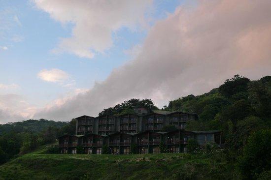 El Establo: overview of rooms 700