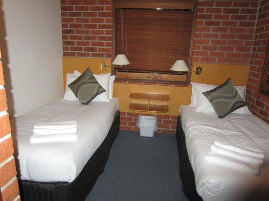 Woolmers Apartments: Bedroom 2