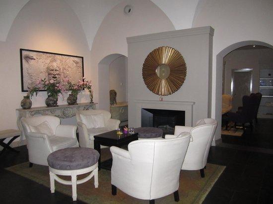 Firenze Number Nine Wellness Hotel: Gorgeous Lobby