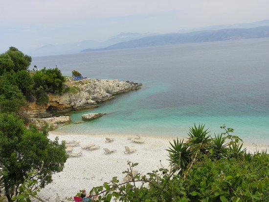 Matoula Apartments : Kassiopi beach