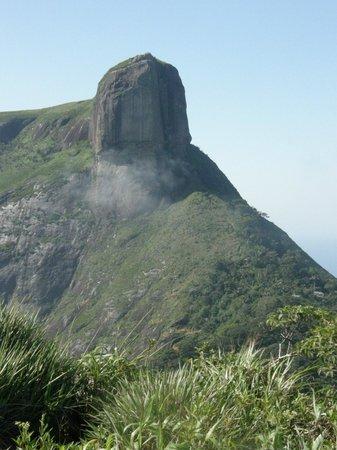 Pedra Bonita: Vista da Pedra da Gávea
