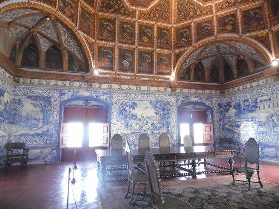 Palacio Nacional de Sintra: Azulejos