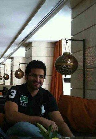 Shaza Al Madina: Shaza lounge