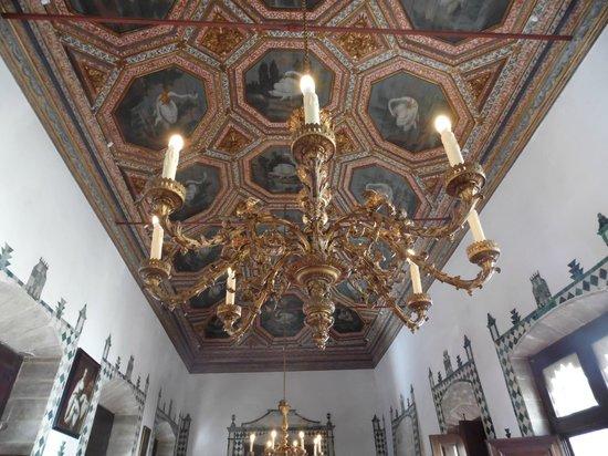 Palacio Nacional de Sintra: Teto