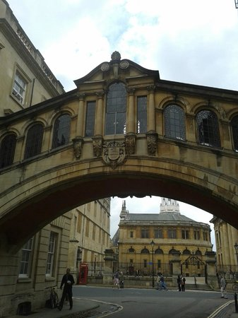 Bridge of Sighs: Another view