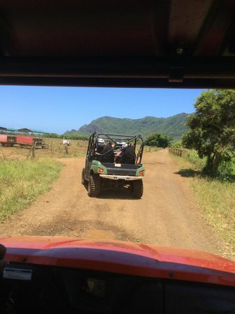 Kipu Ranch Adventures : From our ATV ...