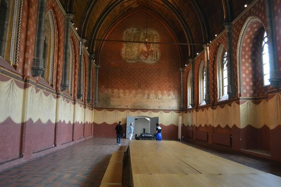 STAM Ghent City Museum : Abbey Refectory