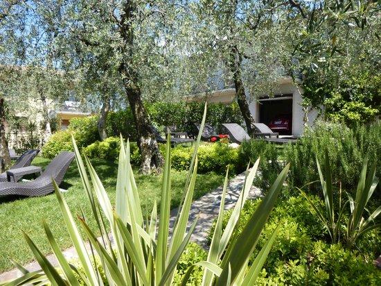 Wellness Hotel Casa Barca: Terrace