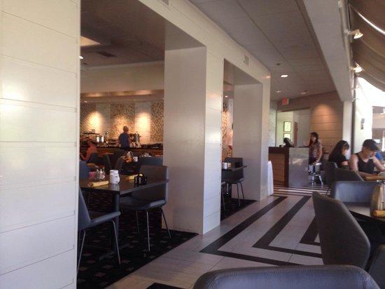 Hilton Palm Springs: Breakfast.