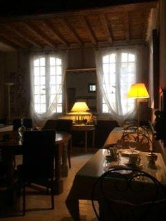 La Banasterie : Dining Room, La salle à manger, ダイニングルーム