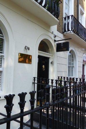 Excelsior Hotel London : Excelsior Hotel on Argyle