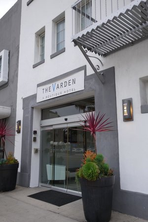 The Varden Hotel: lovely little place, we do recommend if in the area