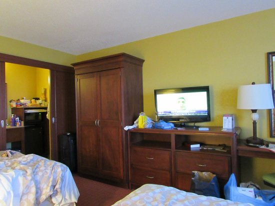 Clarion Inn Lake Buena Vista: quarto