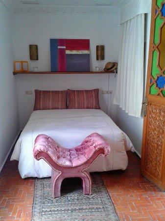 """Blanco Riad Hotel & Restaurant: Habitación """"Leila"""""""